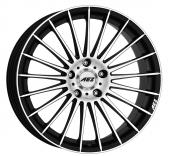 disky AUDI S4 Cabrio 8.5x19 AEZ VALENCIA DARKRV:4/2002- AVA9L8BP35 PCD:112 ET:35 10/2009